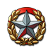 This badge is given to the warriors of Robloxia, who have time and time again overwhelmed their foes in battle. To earn this badge, you must rack up 100 knockouts. Anyone with this badge knows what to do in a fight!