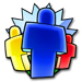 This badge is given to players who have embraced the Roblox community and have made at least 20 friends. People who have this badge are good people to know and can probably help you out if you are having trouble.
